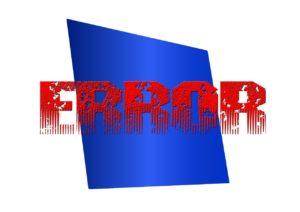 5 najczęściej popełnianych błędów w zeznaniach podatkowych